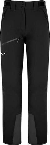 SALEWA Antelao Beltovo Powertex Tirol Wool Pants Women, black out, Laskettelu ja lumilautailu