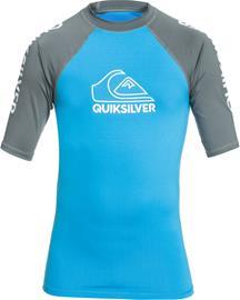 Quiksilver On Tour SS Shirt Boys, blithe, Lastenvaatteet