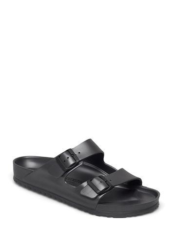 Birkenstock Arizona Eva Shoes Summer Shoes Sandals Musta Birkenstock METALLIC ANTHRACITE