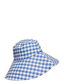 HOLZWEILER Sundt Bukcethat Accessories Headwear Bucket Hats Sininen HOLZWEILER BLUE CHECK