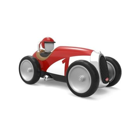 Baghera, Racing Car Red
