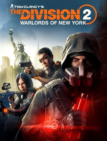 Tom Clancy's The Division 2 - Warlords of New York Edition, PC -peli