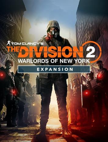 Tom Clancy's The Division 2 - Warlords of New York Expansion, PC -peli