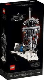 Lego Star Wars 75306, Imperiumin tutkadroidi