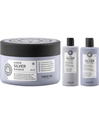 Sheer Silver Trio, 350+300+250ml