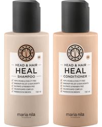 Head & Hair Heal Duo Travel, 100+100ml