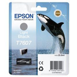 Epson T7607, mustekasetti