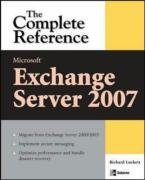Microsoft Exchange Server 2007: The Complete Reference, kirja