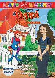 Peppi Pitkätossu - Tapaa Valkean Rouvan, elokuva