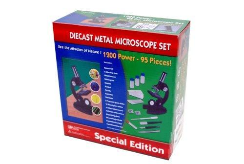 Mikroskooppisetti 95 Osaa