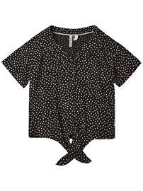 O'Neill Beach T-Shirt black aop w / white Tytöt
