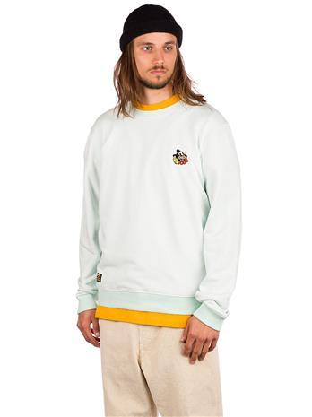 The Dudes Little Fucky Sweater mint Miehet