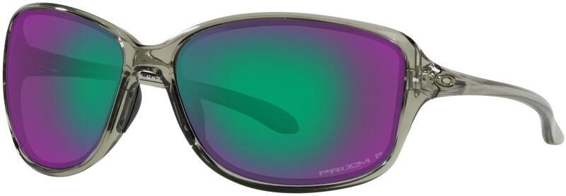 Oakley Cohort Sunglasses Women, grey ink/prizm jade polarized