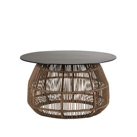 Pamir Sivupöytä h.60x35cm ruskea