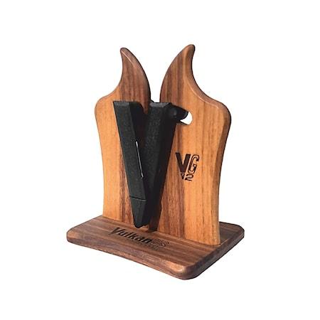 Vulkanus Ammattimainen veitsenteroitin VG2 Wood