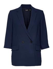 Soaked in Luxury Slshirley 2nd Blazer Blazers Over D Blazers Sininen Soaked In Luxury NAVY