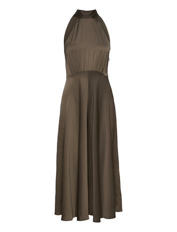 Samsä¸e Samsä¸e Rheo Dress 12959 Polvipituinen Mekko Vihreä Samsä¸e Samsä¸e BLACK OLIVE