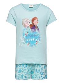 Disney Short Pyjama Pyjamasetti Pyjama Sininen Disney BLUE