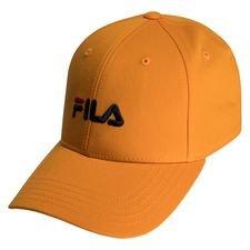 FILA Lippis 6-Panel - Oranssi/Musta