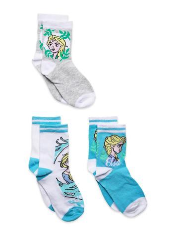 Disney Socks By X3 Socks & Tights Socks Sininen Disney BLUE