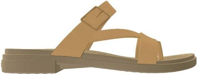 """Crocsâ""""¢ naisten vapaa-ajan kengät Tulum Toe Post Sandal Womens 37,5"""