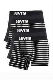 Levi's Bokserit Levi's Men Vintage Stripe YD Boxer Brief 4/pakk.