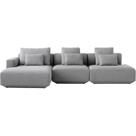&Tradition &Tradition-Develius Sofa Modular Fiord 151, Configuration I