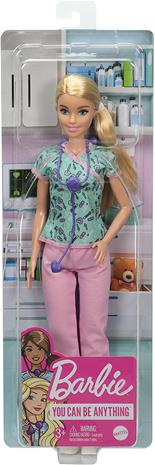 Barbie Careers Nurse