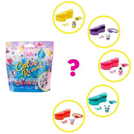 Barbie GTT11, Color Reveal Pet Set
