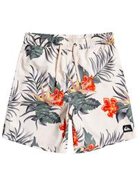 Quiksilver Paradise Express Volley 15 Boardshorts snow white Jätkät
