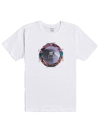 Billabong Plug In T-Shirt white Miehet