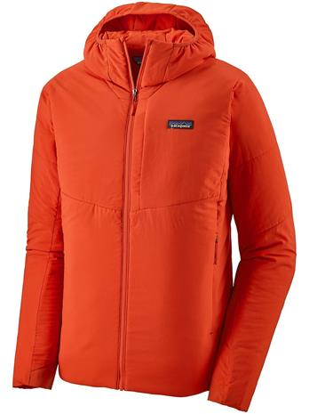 Patagonia Nano-Air Hooded Insulator Jacket hot ember Miehet