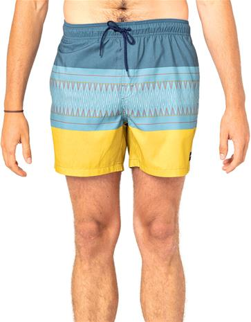 """Rip Curl On The Block Volley 16"""""""" Shorts Men, washed navy"""