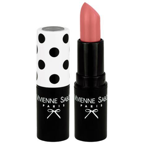 Huulipuna Vivienne Sabo Lipstick Merci, 05 Plum Nude