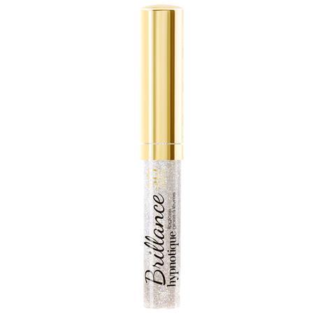 Huulikiilto Vivienne Sabo 3D-effect Lip Gloss Brillance Hypnotique, 21 Silver White/Super sparkly glitter