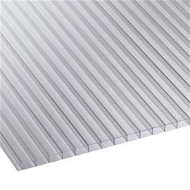 Polykarbonaattilevy 2,1 x 6 m, 6 mm