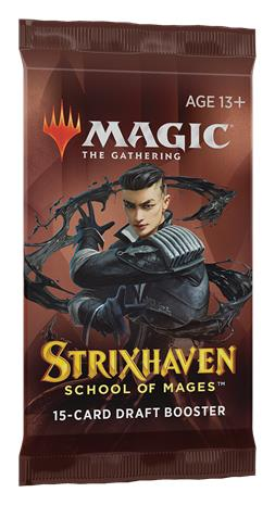Strixhaven: School of Mages Draft Booster
