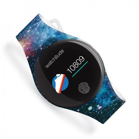 Watchitude - MOVE2 activity watch for kids - Galaxy (817)
