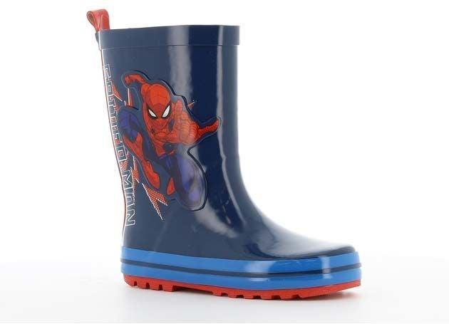 Marvel Spider-Man Kumisaappaat, Navy, 25