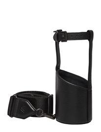Markberg Kenza Bottle Holder, Grain Accessories Sports Equipment Other Musta Markberg BLACK W/BLACK, Naisten hatut, huivit ja asusteet