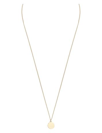 SNä– of Sweden Bridget Pendant Neck Accessories Jewellery Necklaces Dainty Necklaces SNä– Of Sweden PLAIN G, Naisten hatut, huivit ja asusteet