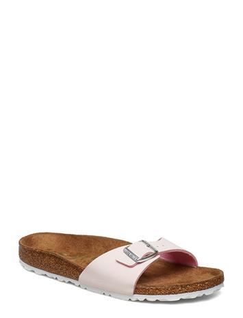 Birkenstock Madrid Shoes Summer Shoes Flat Sandals Vaaleanpunainen Birkenstock SUNKISSED ROSE, Naisten kengät
