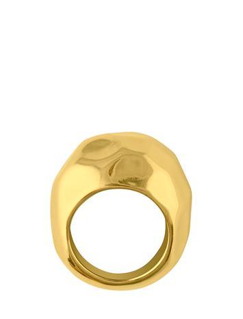 SOPHIE by SOPHIE Hammered Ring Sormus Korut Kulta SOPHIE By SOPHIE GOLD