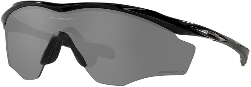 Oakley M2 Frame XL Sunglasses Men, polished black/prizm black polarized, Kypärät, suojukset ja tarvikkeet
