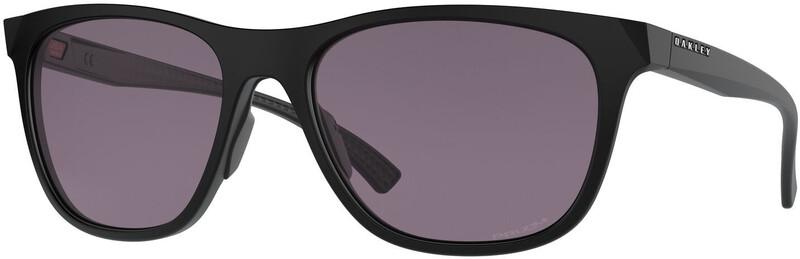 Oakley Leadline Sunglasses Women, matte black/prizm grey, Kypärät, suojukset ja tarvikkeet