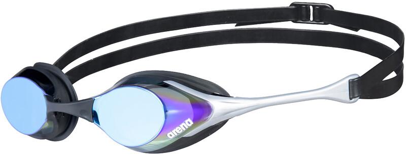 arena Cobra Swipe Mirror Goggles, blue/silver, Muut urheiluvälineet