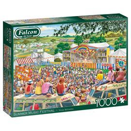 Jumbo Falcon Summer Music Festival 1000p palapeli