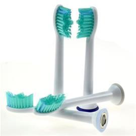 32-pack Phillips kompatibla tandborsthuvud till Sonicare, ProResult m.fl.