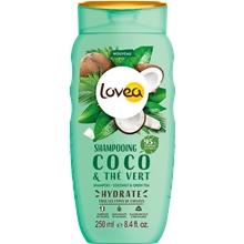 Lovea Coco & Green Tea Shampoo - All hair types 250 ml