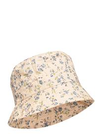 Wheat Sunhat Accessories Headwear Sun Hats Wheat ALABASTER FLOWERS, Lastenvaatteet